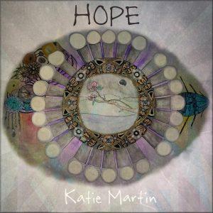 Katie Martin Hope Album Cover