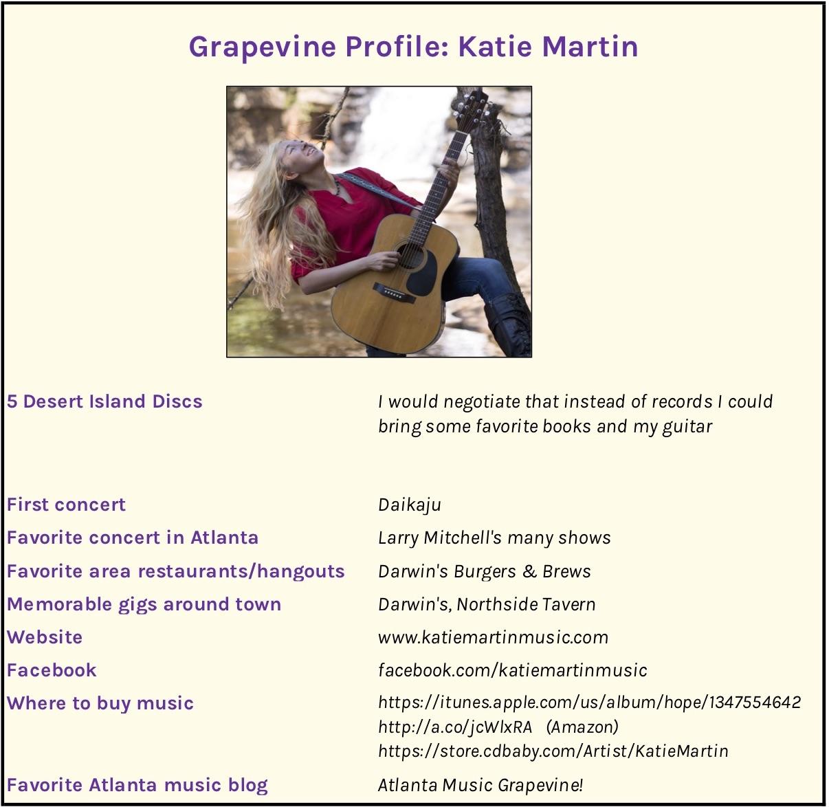 Katie Martin profile pic
